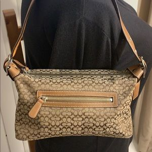 Coach mini signature bag (M2K-6332)